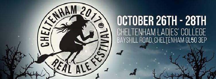 Cheltenham Real Ale Festival 2017
