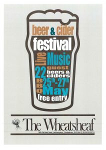 Wheatsheaf beer and cider festival @ Wheatsheaf | England | United Kingdom
