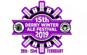 Visit to CAMRA Winter Ale Festival @ Derby