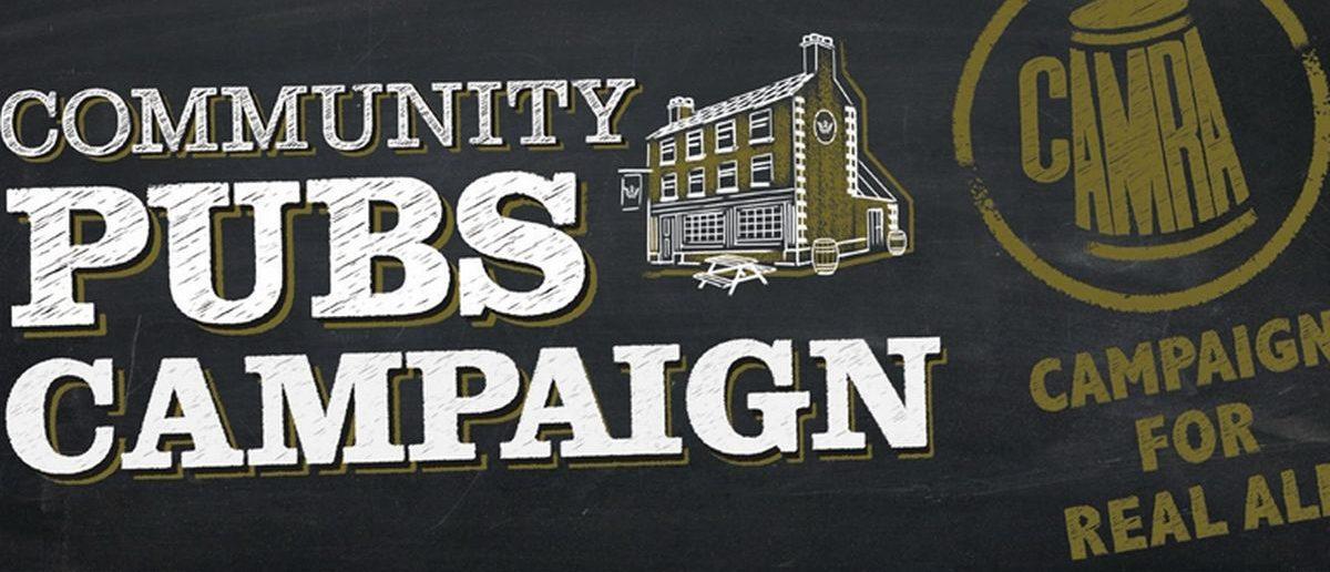 Community Pubs Month