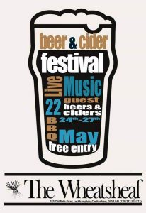 Wheatsheaf Annual beer festival @ The Wheatsheaf